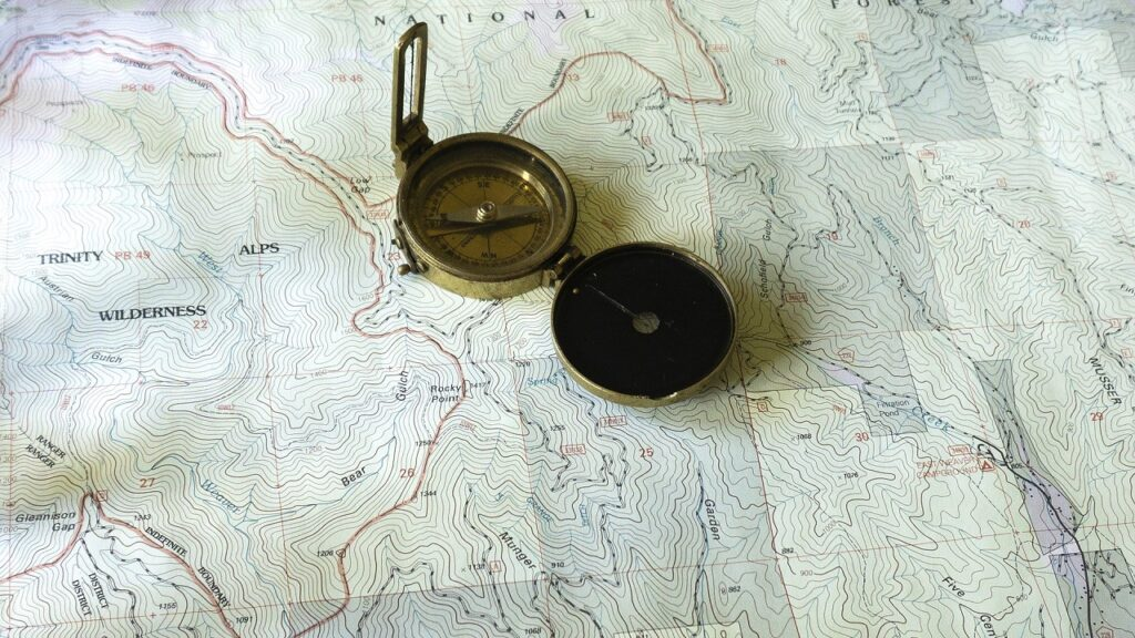 How to Read Topo Maps for Deer Hunting