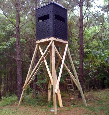 Affordable Yet Durable Deer Stand